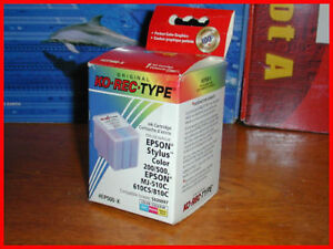 Compatible Ink Cartridge for EPSON EP500-X MJ510,610CS/810C
