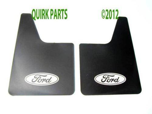 Ford Logo Mud Flaps Ebay