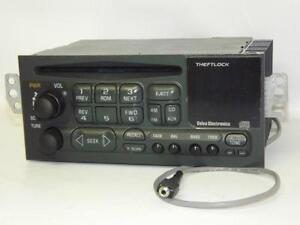 Chevy S10 Radio