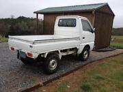 Suzuki Mini Truck