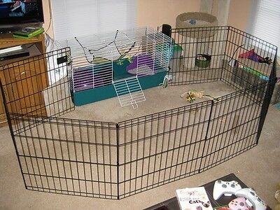 Cat Guard For Fences 48 Dog Cat Pet Gate Guard