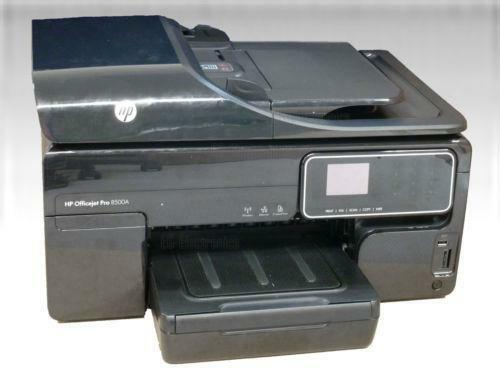 hp 8500 drucker scanner zubeh r ebay. Black Bedroom Furniture Sets. Home Design Ideas