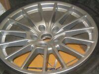 Porsche Panamera Original 20 inch Alloy Wheels & Tyres