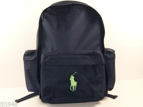 7466f31b0737 Polo Ralph Lauren Backpack