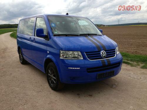 vw t5 caravelle ebay. Black Bedroom Furniture Sets. Home Design Ideas