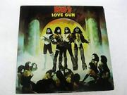 Kiss Love Gun LP