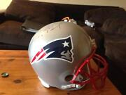 Tom Brady Signed Full Size Helmet