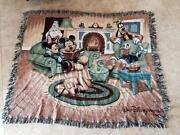Disney Tapestry Throw
