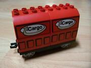 Lego Duplo Eisenbahn Anhänger