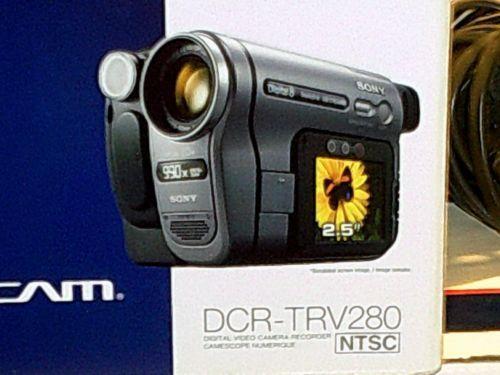 SONY DCR-TRV19E Drivers