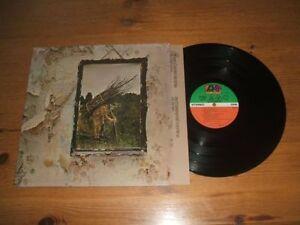 Led Zeppelin Vinyl Ebay