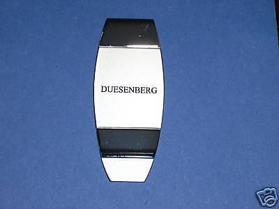 DUESENBERG   -  money clip