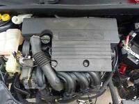 FORD FIESTA MK8 1.25 ENGINE 35K WITH 3 MONTHS WARRANTY