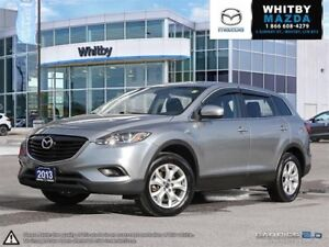 2013 MAZDA CX-9 GS-LUXURY PACKAGE