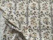 Vintage Sanderson Fabric