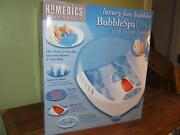 Homedics Bubble Spa