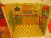 Vintage Barbie Doll House
