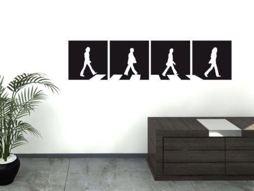 Beatles Wall Decal Ebay