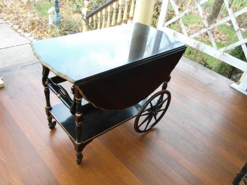 Vintage Tea Cart Ebay