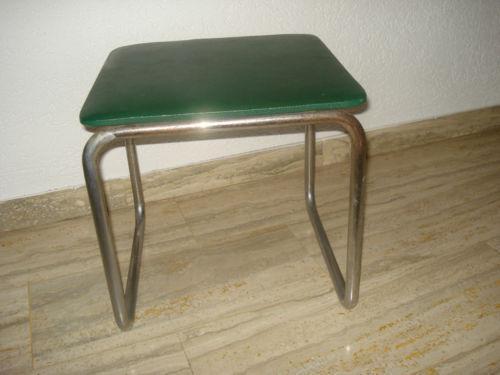 thonet hocker ebay. Black Bedroom Furniture Sets. Home Design Ideas