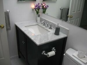 Quality Kitchen  top, Washroom and Bathroom Vanities - Best $$$