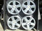 20 inch Chevy Factory Wheels