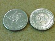 1990 World Cup Coin