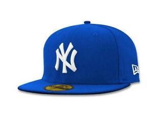NY Cap Blue