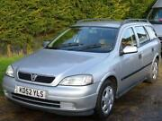 Vauxhall Astra Estate Car