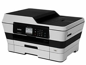 Brother MFC-J6720Dw Wireless Colour Inkjet Printer with Scanner