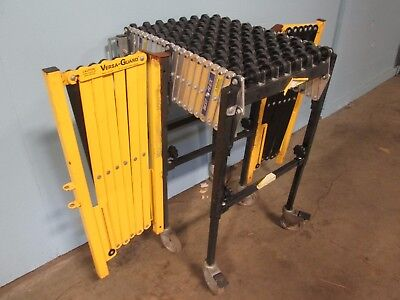 Best Flex H.d. Commercial 27-100 Portableflexible Conveyor Wversa Guard