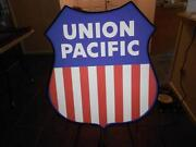 Union Pacific Sign