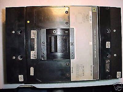 Sq-d Mal36600 Circuit Breaker 3 Pole 600 V