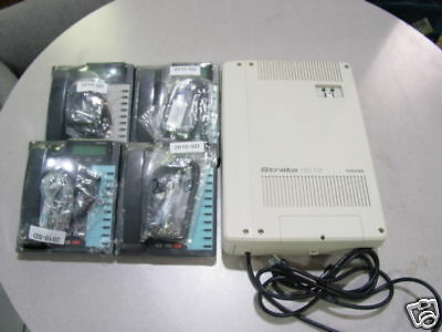 Small Used Toshiba 4-line Telephone Dk-16 Phone System