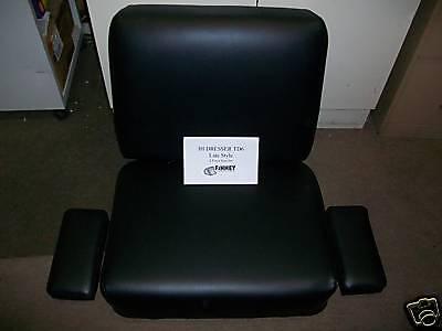 International Dresser Ih Late Td6 Dozer Seat Cushion Set For Higher Sn Machine