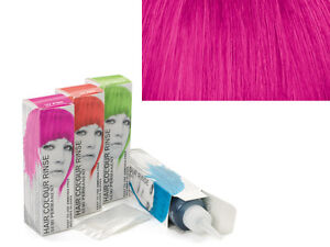 STARGAZER SEMI PERMANENT HAIR DYE COLOUR UV PINK RINSE