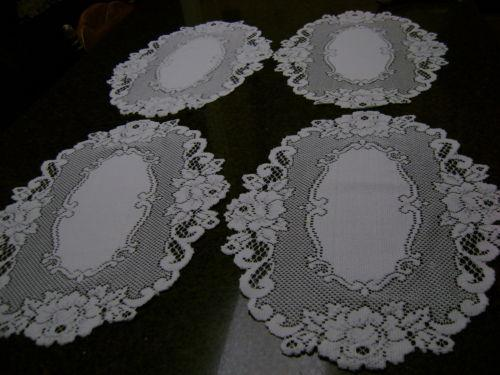 Lace Placemats Ebay
