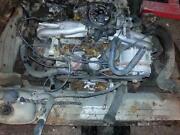 VW T25 Engine