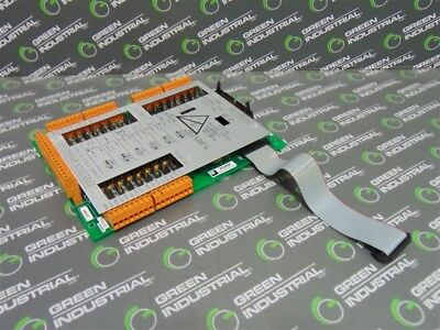 Used York 031-01383-000 Millennium Ms355 Chiller Universal Input Output Card