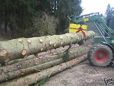 Holzzange ⚡🔥⚡ Rückezange Holzgreifer Öffnungs-schließautomatik Verladezange