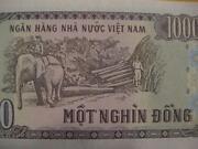 Vietnam Paper Money