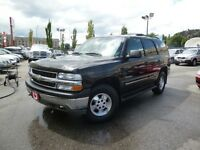 2001 CHEVROLET TAHOE LS LEATHER LOADED 4X4
