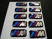 BMW M Wheel Emblem