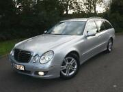 Mercedes E220 CDI Avantgarde Estate