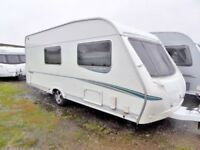 Abbey Vogue GTS 416, 16ft 4 berth end bathroom,Full History from new!