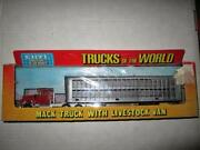 Ertl Trucks of The World