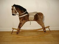 Child's Rocking Horse in excellent condition
