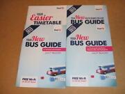 First Buses Timetables