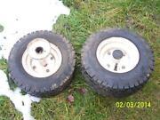 Einachser Reifen