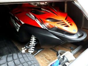 2009 Polaris switchback 750 turbo